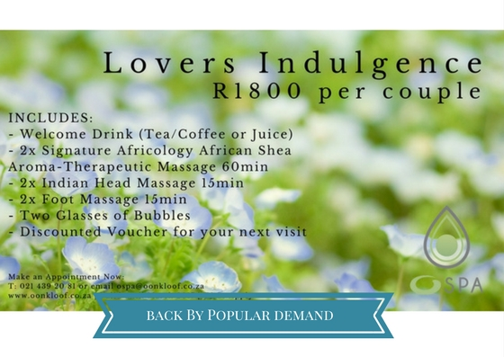 Lovers Indulgence Special