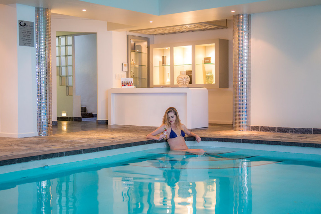 O on Kloof Indoor Pool