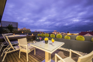 Outdoor Deck O on Kloof